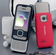 nokia 7610 supernova red