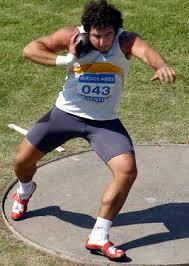 bala atletismo