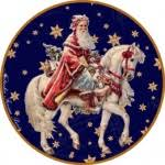 71-PERE-NOEL-A-CHEVAL-ROND