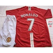 kid soccer uniform
