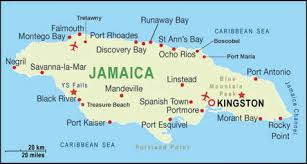 jamaica hotel map
