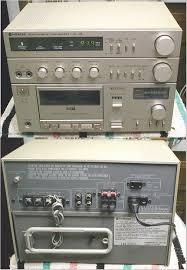 hitachi receiver