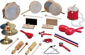 percussion band instruments