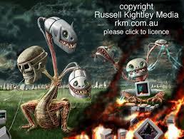 digital monsters