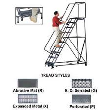 ladders platforms