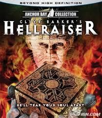 hellraiser set