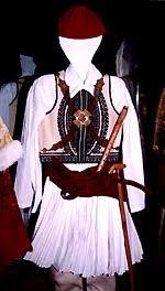 greece attire