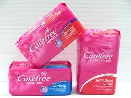 carefree pads