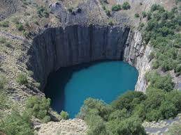 kimberley diamond mines