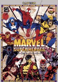 marvel super heroes arcade game