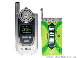 flip up cell phone