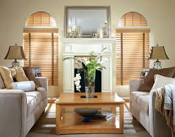 natural wood shades