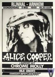 alice cooper posters