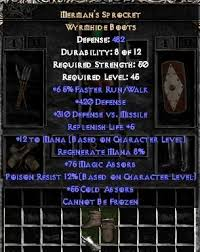 diablo 2 rare items