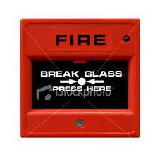 fire break glass