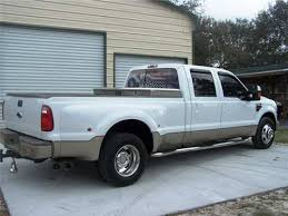 2008 ford f350 king ranch