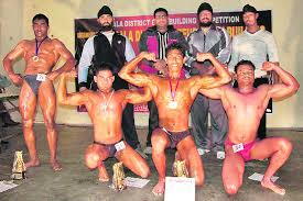 bodybuilders india