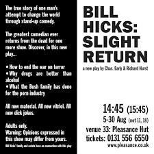 bill hicks posters