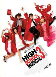 high school musical 3 poster