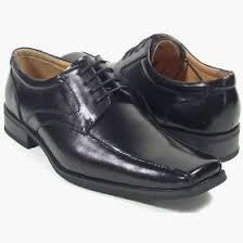 black oxfords shoes