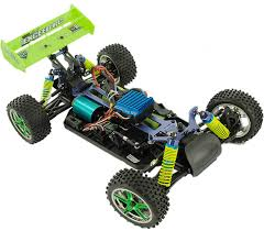 electric rc buggy