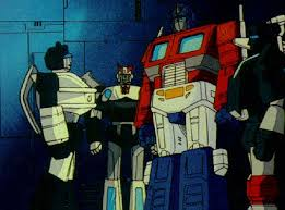 transformers television