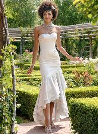 informal bridal gowns