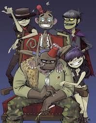 gorillas band