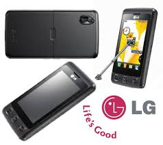 lg kp 500 touch