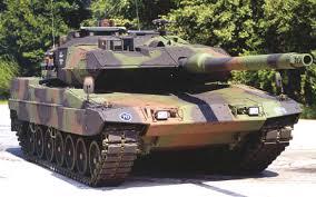 ejercito Aleman Leopard-2a6-ex