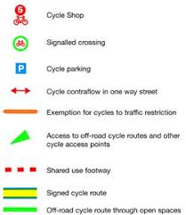 road map key