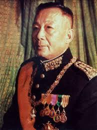 king of laos