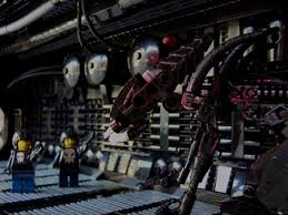 alien movie props