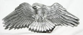 eagles belt buckle