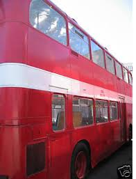 double decker party buses