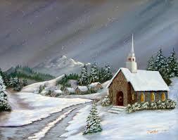 christmas church pictures