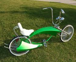 green bike rims