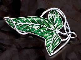 lord of the rings elven brooch