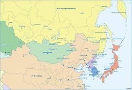 maps of northeast