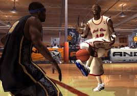 and1 video game