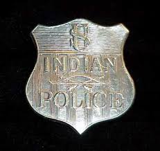 indian police badges