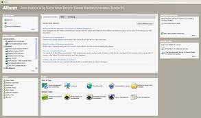 designer home page