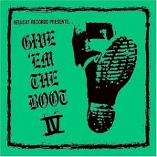 Various Artists - Give'em The Boot