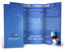 doctor brochures
