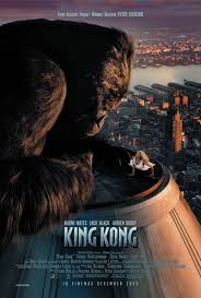king kong movie posters