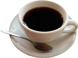 hot cup of coffee