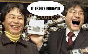 money prints