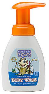kids body wash