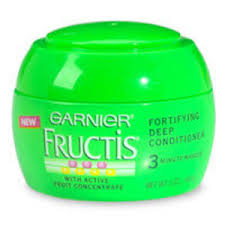 garnier fructis fortifying deep conditioner 3 minute masque