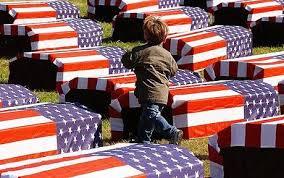 coffin flag